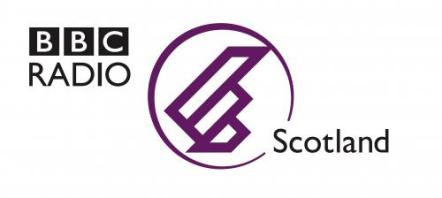 BBC Radio Scotland logo - white background