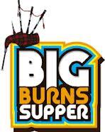 Big Burns Supper Colour Logo