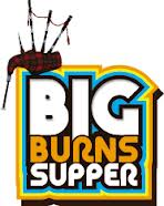 Big Burns Supper Colour Logo