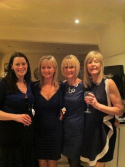 Sharon Quinn and Sisters