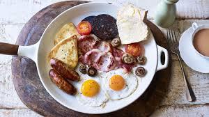 Irish Breakfast - The full O'The Pan